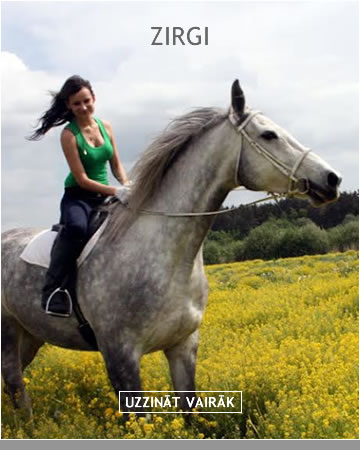 izjādes ar zirgiem